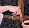 Cinturón con holgura