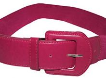 Cinturón elástico mujer