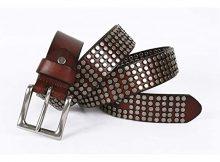 Cinturon tachuelas que están de moda