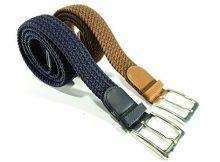 Cinturon trenzado hombre cómo elegirlo