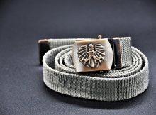 Cinturones Bershka