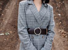 cinturones de mujer Zara