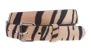 Cinturones de Mujer Animal Print