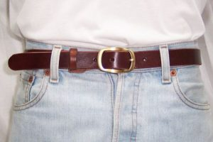 Cinturón de Mujer Fino