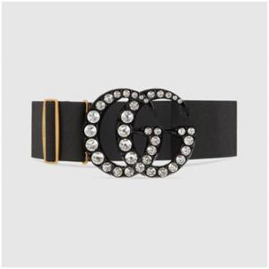 Cinturones anchos en Gucci