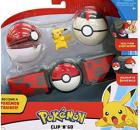 "Cinturón de pokémon clip ""N"" 2 poké Ball"