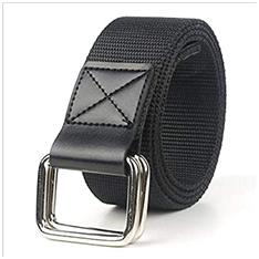 Cinturón de lona