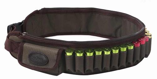Cinturón para cartuchos de escopeta